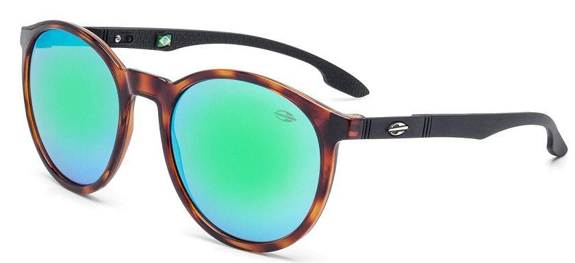 Oculos Solar Mormaii Maui M0035F5285 Marrom Verde