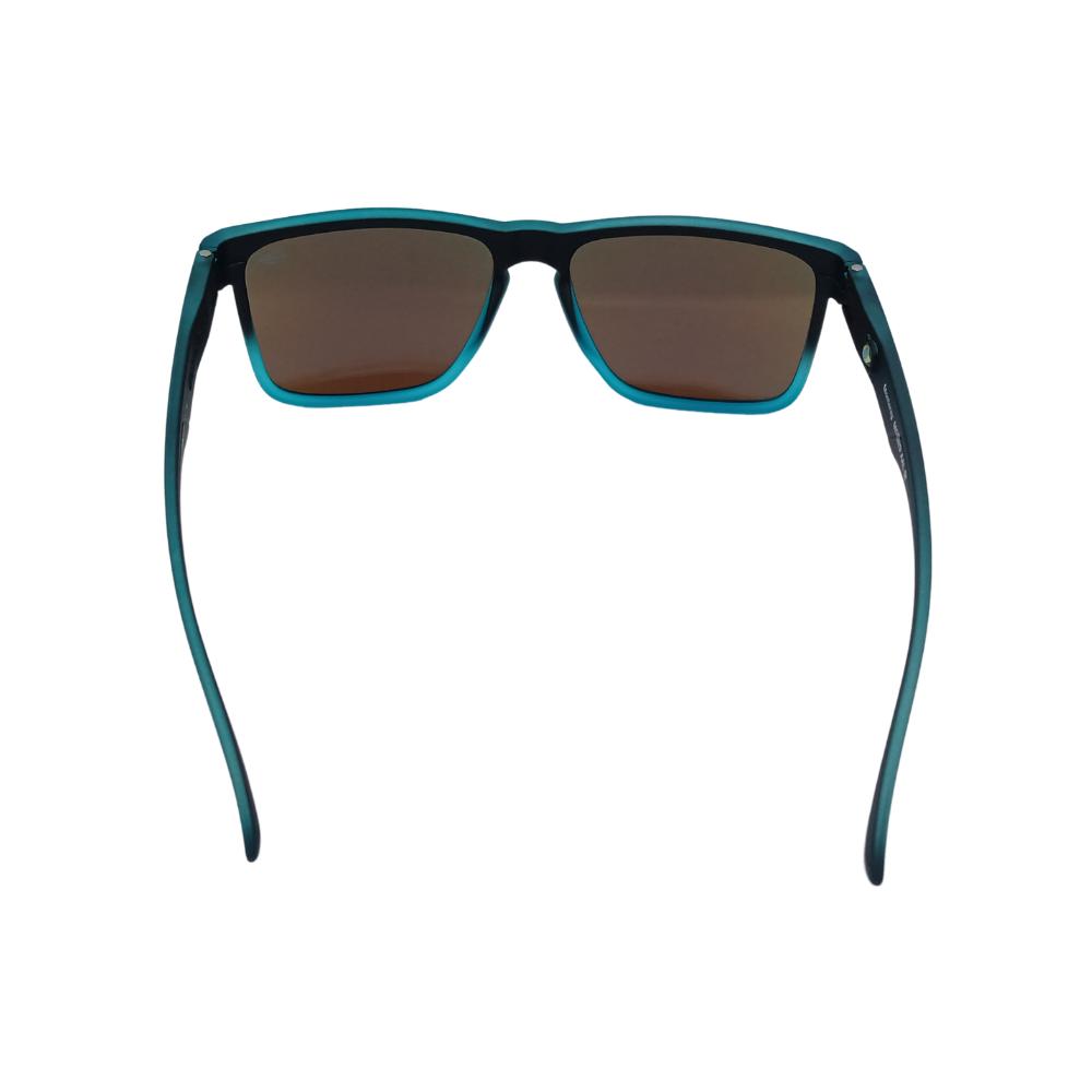 Oculos Solar Mormaii Monterey M0029AAL12 Preto Azul - Lente Azul Flash