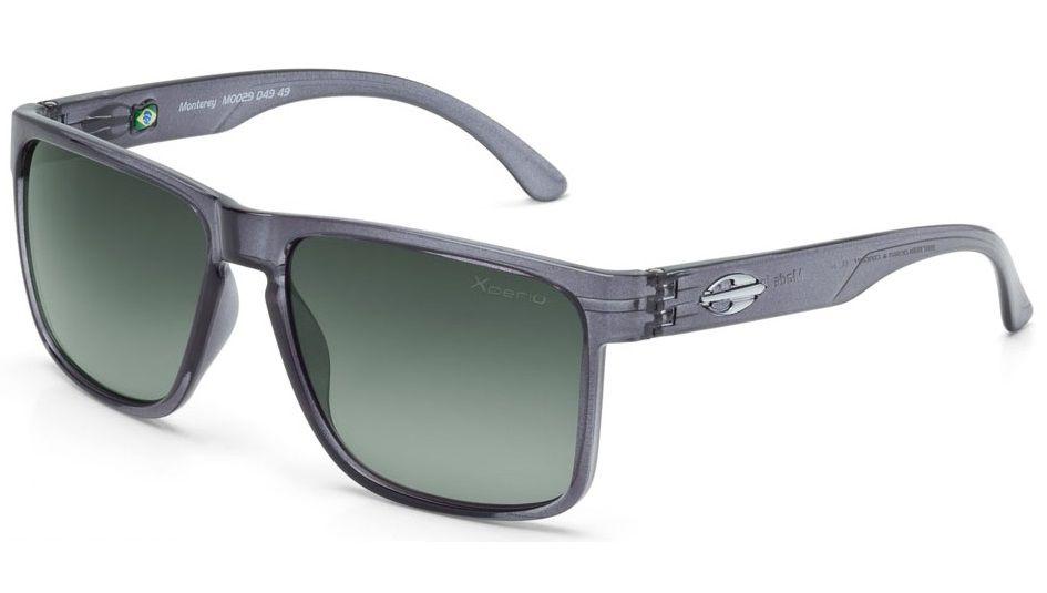 Oculos Solar Mormaii Monterey Xperio M0029d4949 - Fume - Lente Verde Degradê Polarizado