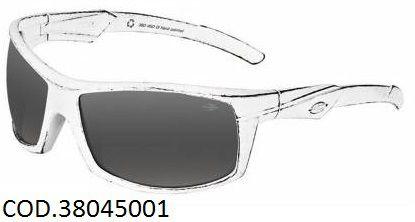 Oculos Solar Mormaii Neocycle Fenix Cod. 38045001 Branco Riscado