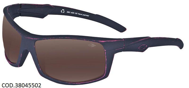Oculos Solar Mormaii Neocycle Fenix Cod. 38045502 Preto Rosa