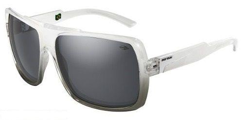Oculos Solar Mormaii Prainha 2 41908009 Transparente / Cinza - Cinza Espelhado