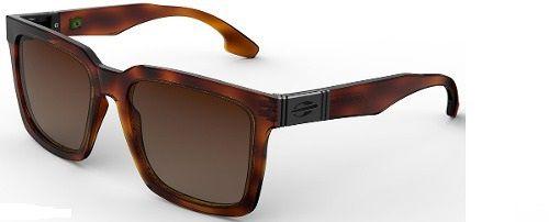 Oculos Solar Mormaii Sacramento Polarizado M0032f2148 - Marrom Tartaruga - Lente Marrom Polarizada