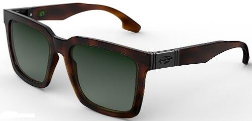Oculos Solar Mormaii Sacramento Polarizado M0032f3949 Marron -  Lente Verde Polarizado
