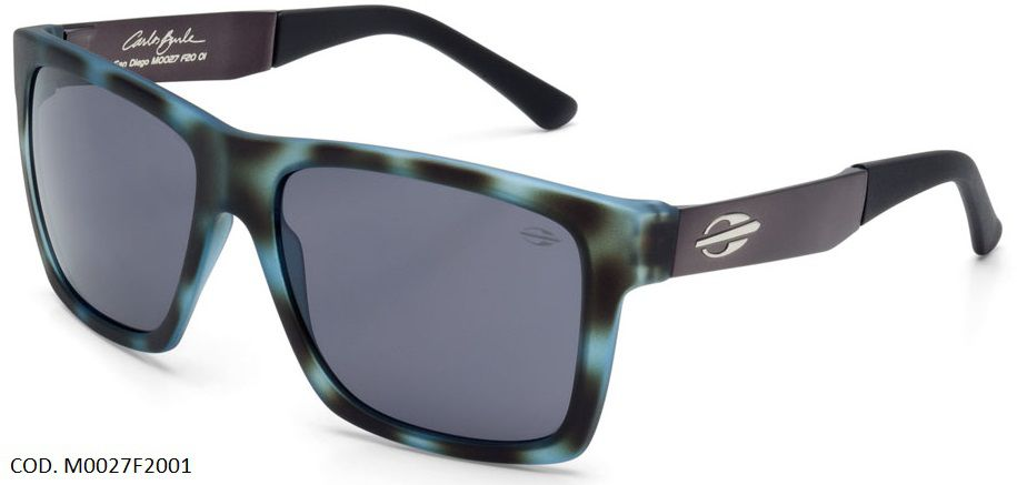 d630f89380cc1 Oculos Solar Mormaii San Diego Carlos Burle Cod. M0027F2001 Demi Azul