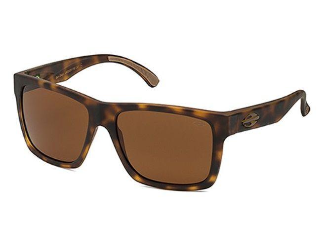 Oculos Solar Mormaii San Diego - Cod. M0009f1602 Marrom Tartaruga - Lente Marrom