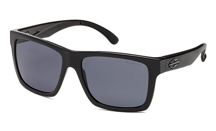 Oculos Solar Mormaii San Diego Xperio  M0009a0203 - Preto - Lente Cinza Polarizado