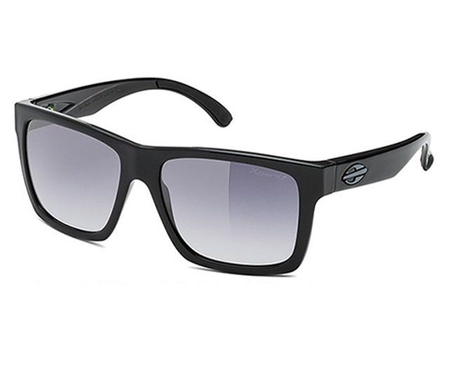 Oculos Solar Mormaii San Diego Xperio Polarizado M0009a0247 Preto Brilho
