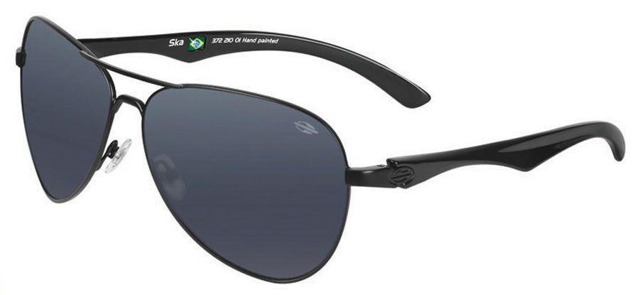 Oculos Solar Mormaii Ska Cod. 37221001 Preto