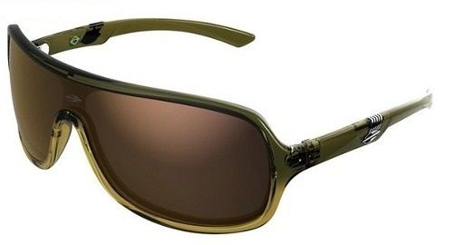 Oculos Solar Mormaii Speranto Cod. 11648196 - Amarelo/ fume Translucido - Lente Dourado Espelhado