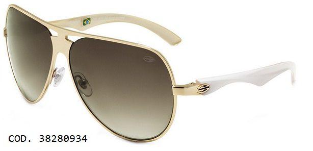 Oculos Solar Mormaii Trance Cod. 38280934 Dourado