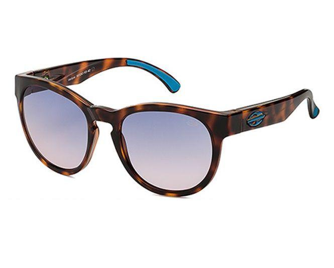 Oculos Solar Mormaii Ventura M0010f2142 MARROM TARTARUGA LENTE CINZA DEGRADÊ