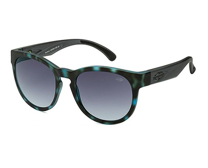 Oculos Solar Mormaii Ventura M0010f2333 AZUL/PRETO - LENTE CINZA DEGRADÊ
