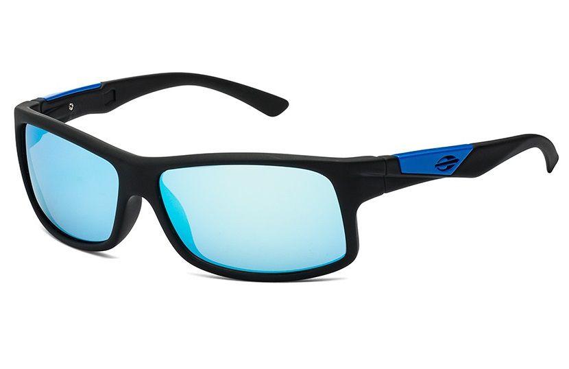 Oculos Solar Mormaii Vibe - Cod. 45496512 - Garantia - Azul / Preto