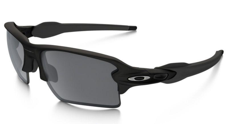 f8fcd9bfe Oculos Solar Oakley Flak 2.0 XL 9188 01 PRETO FOSCO LENTE PRETA ESPELHADA