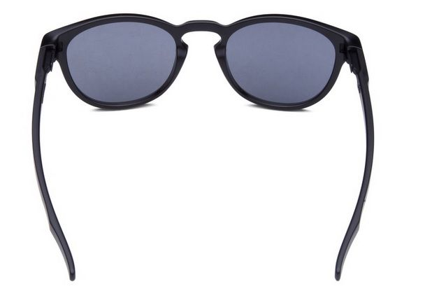 Oculos Sol Oakley Latch Matte Black Grey 926501 53MM