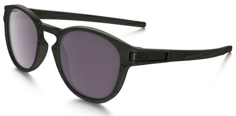 Oculos Solar Oakley Latch Woodgrain Prizm Daily Polarizado 926512