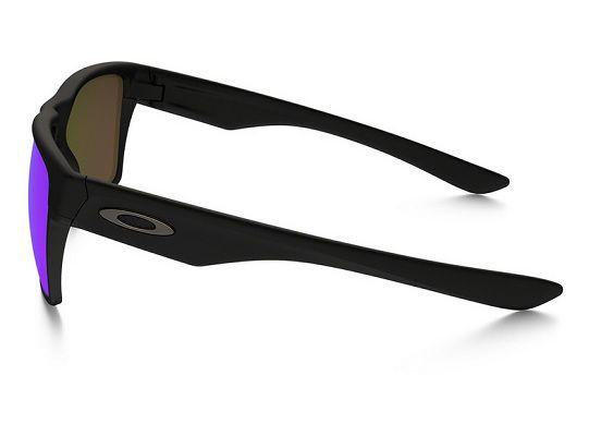 OCULOS SOLAR OAKLEY TWO FACE XL 9350 05 MATTE BLACK