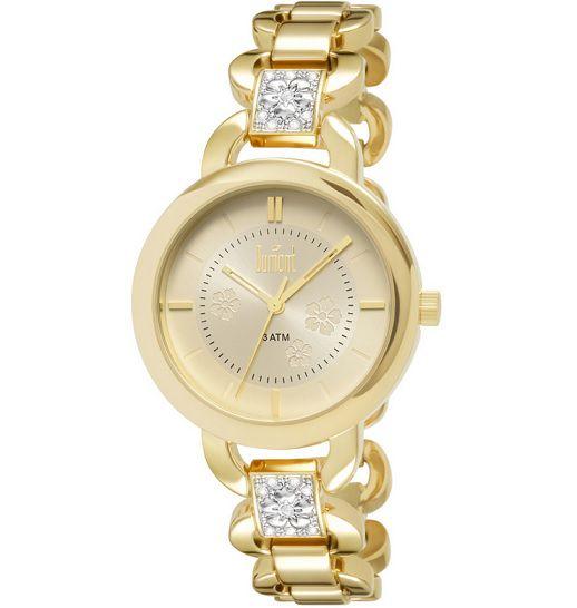187be94b6fef4 Relógio Dumont Splendore Feminino DU2035LQH 4D Dourado - Loja Solare ...