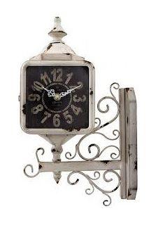 Relógio Parede Dupla Face Herweg 6427 289