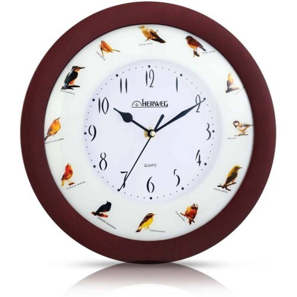 Relógio Parede Herweg 6370 084 Canto Dos Passaros