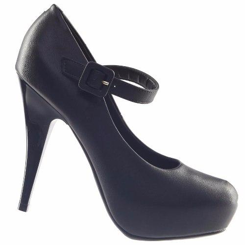 Sapato Scarpin Meia Pata Vizzano Feminino Boneca 1143304  - Ian Calçados