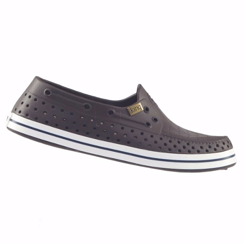 Sapato Slip Iate Em E.v.a Super Leve Macio King Confortável