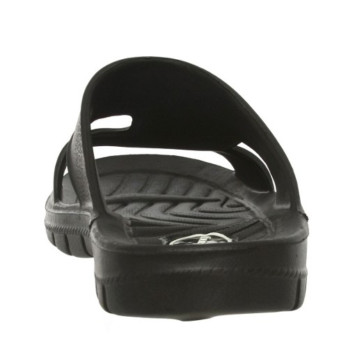 Chinelo King Sandália Super Leve Macia Branco Preto Kp501  - Ian Calçados