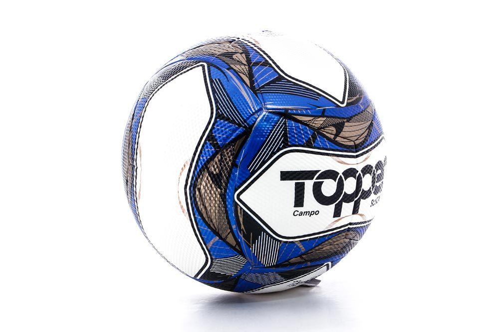 Bola Futebol Campo Topper Slick  - Ian Calçados
