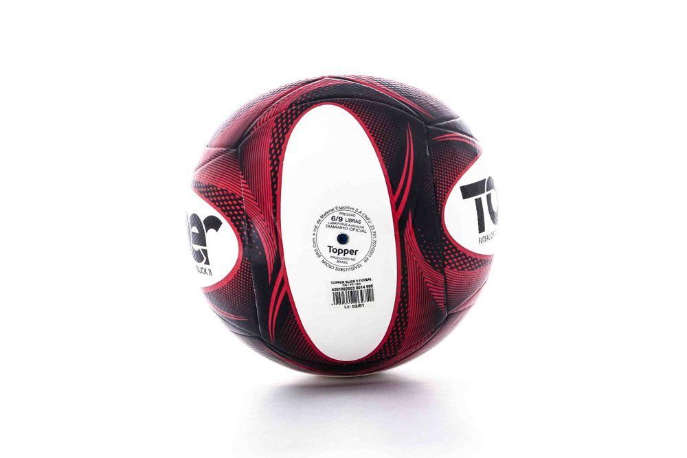 Bola Futebol Futsal Topper Slick II  - Ian Calçados