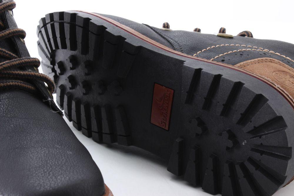 Bota Strikwear Casual Masculino Cadarço 304A  - Ian Calçados