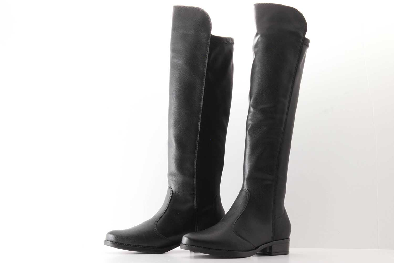 Bota Vizzano Feminina Napa Strech Over The Knee 3050105  - Ian Calçados