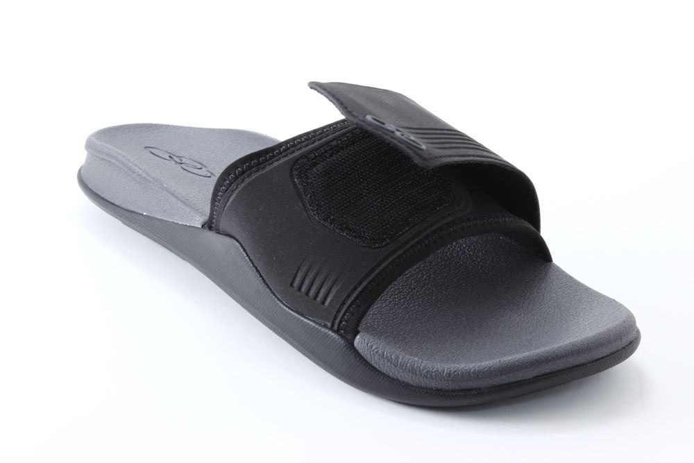 Chinelo Olympikus Aruba Slide Masculino Velcro EVA Anatômico 629