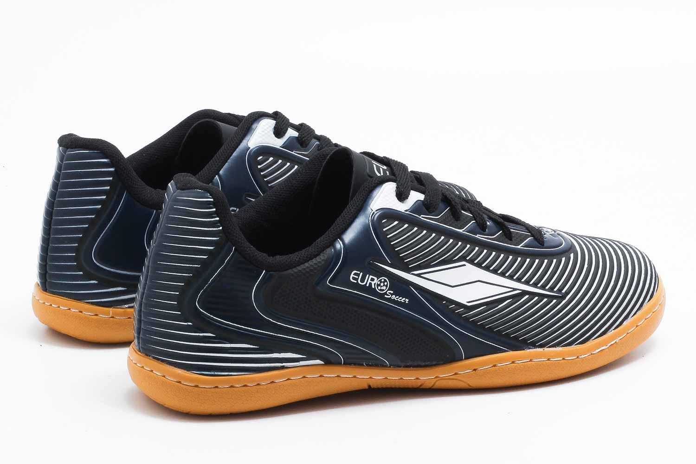Chuteira Euro Soccer Futsal Indoor Masculino 48-03  - Ian Calçados