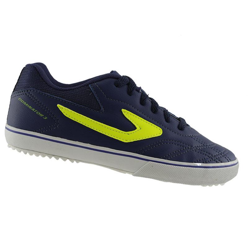 Chuteira Topper Dominator 3 Futsal Infantil 4132752  - Ian Calçados