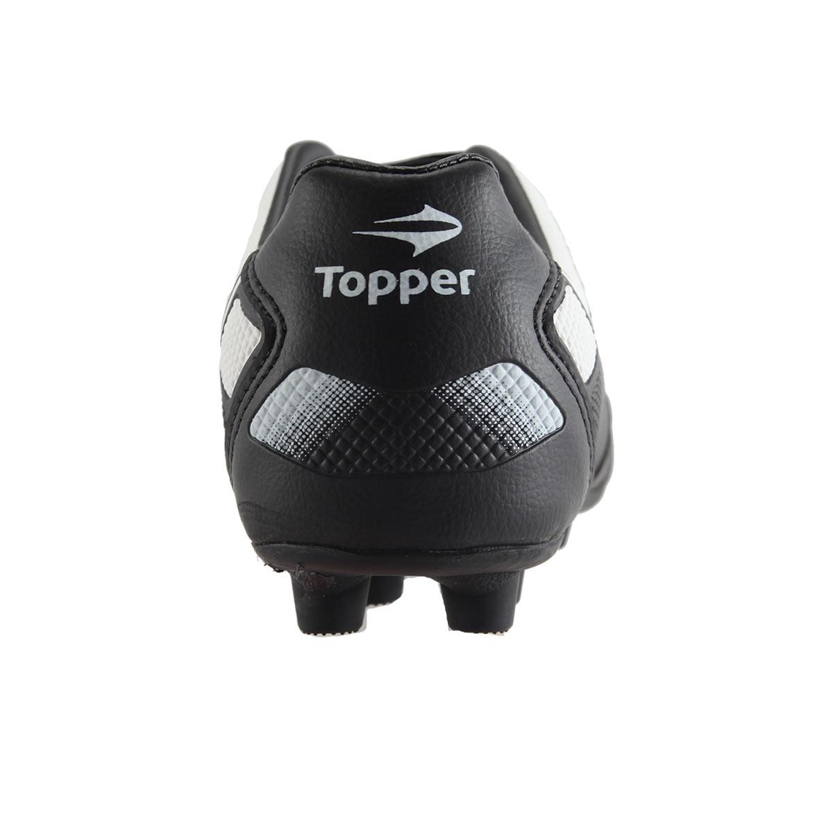 Chuteira Topper Futebol Campo Champion 5 4136532