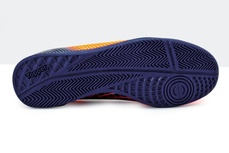 Chuteira Topper Ultra Indoor Futsal Masculino 4200409  - Ian Calçados