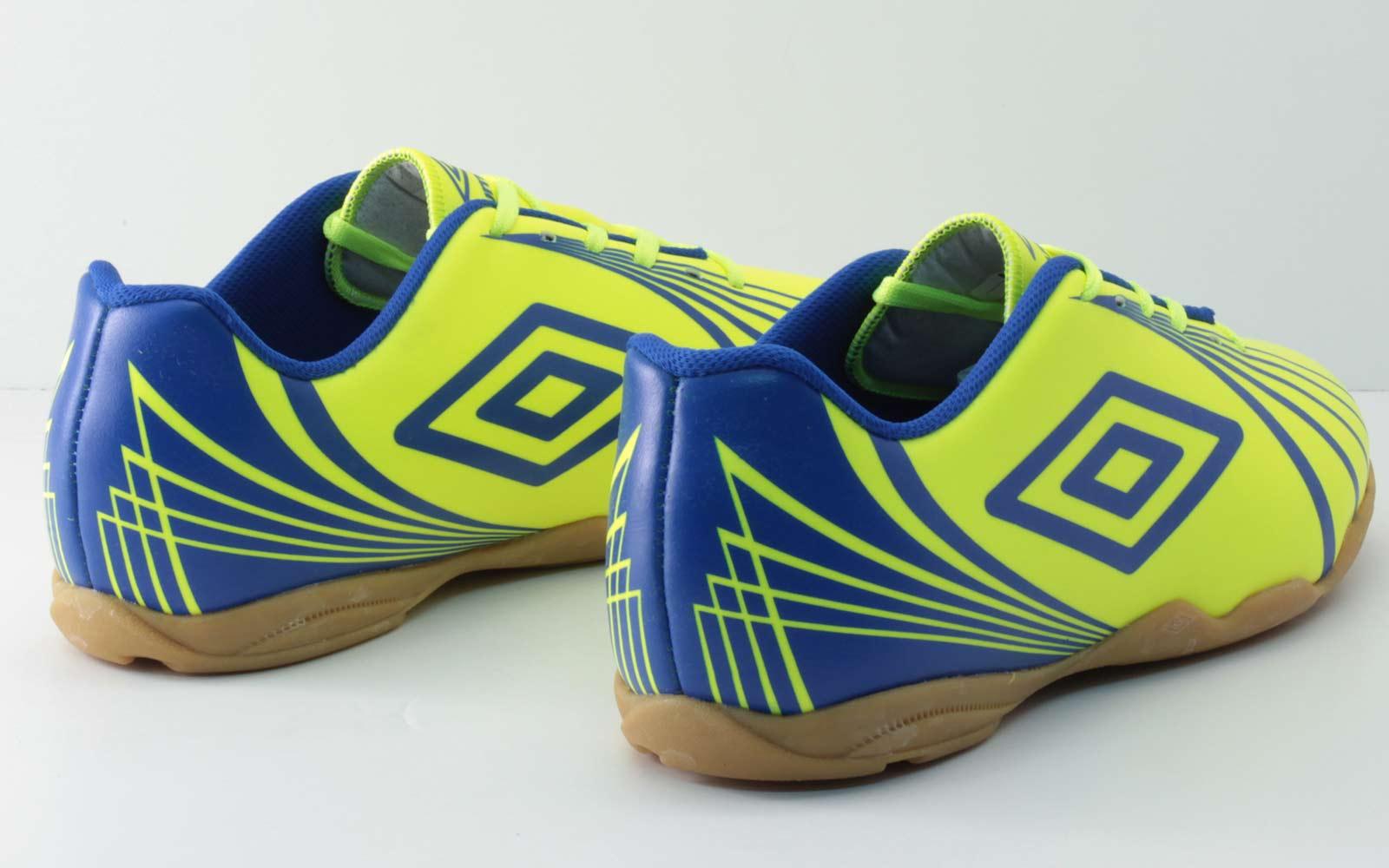 Chuteira Umbro Sprint Futsal Indoor Masculino 0F72074  - Ian Calçados