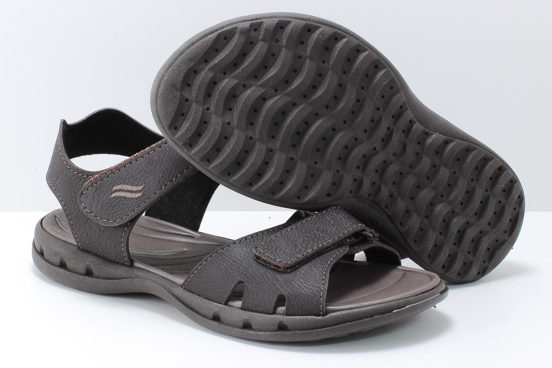 Sandália Itapuã Sport Masculina Velcro 11804  - Ian Calçados