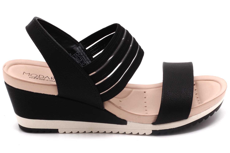 Sandália Modare Ultraconforto Anabela Calce Fácil Feminino 7123107