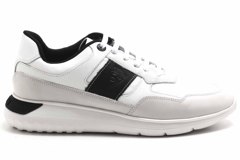 Sapatênis Ferracini Elektra Sneaker Couro Masculino 9240-572  - Ian Calçados
