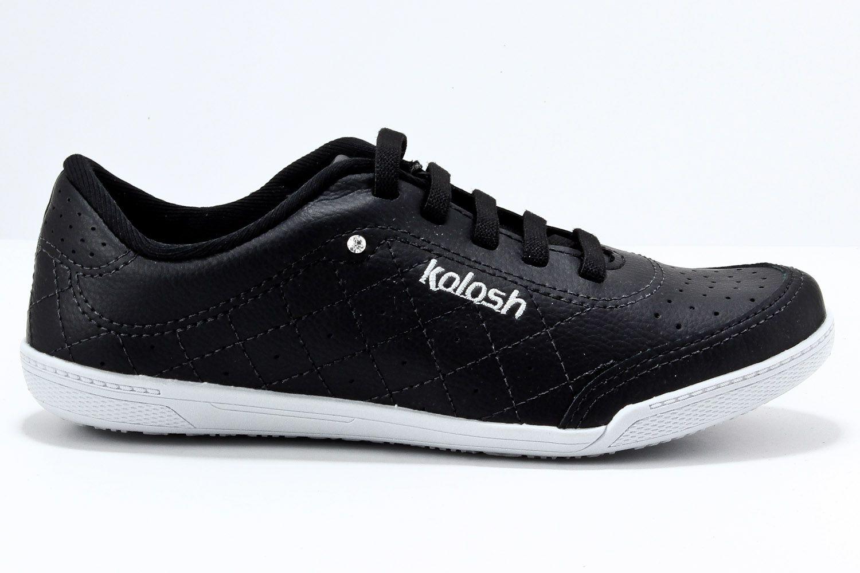 Sapatênis Kolosh Tênis Feminino Matelassê Elástico C1301  - Ian Calçados