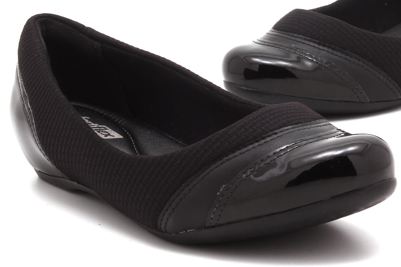 Sapatilha Comfortflex Verniz Feminina 2084301  - Ian Calçados