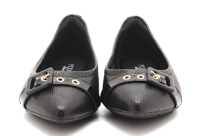 Sapatilha Modare Ultra Conforto Fivela Verniz 7334121  - Ian Calçados