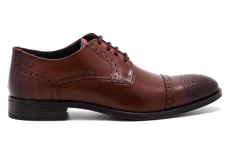 Sapato Democrata Apolo Couro Masculino 230101  - Ian Calçados