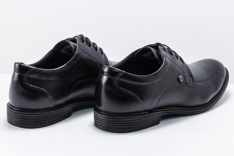 Sapato Ferracini Bolonha Social Couro Cadarço 4558-480