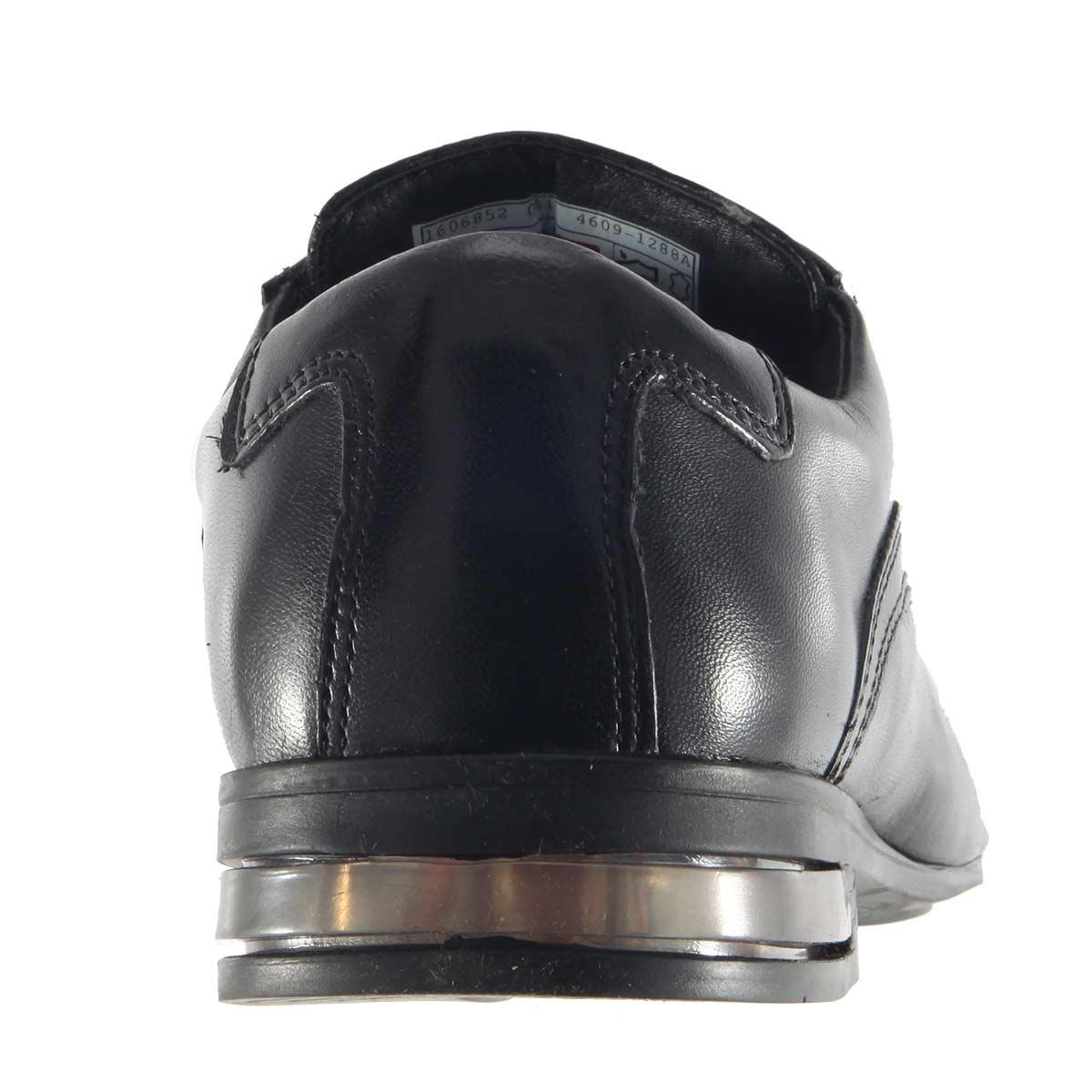 Sapato Ferracini Florença Cadarço Couro Amortecedor 4609-1288