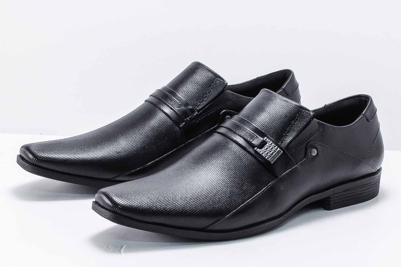 Sapato Ferracini Liverpool Social Masculino Couro Fivela 4059-281  - Ian Calçados