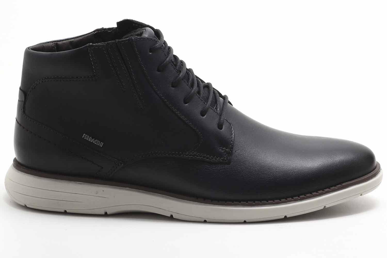 Sapato Ferracini Trindade Botinha Casual Masculino 6123-559