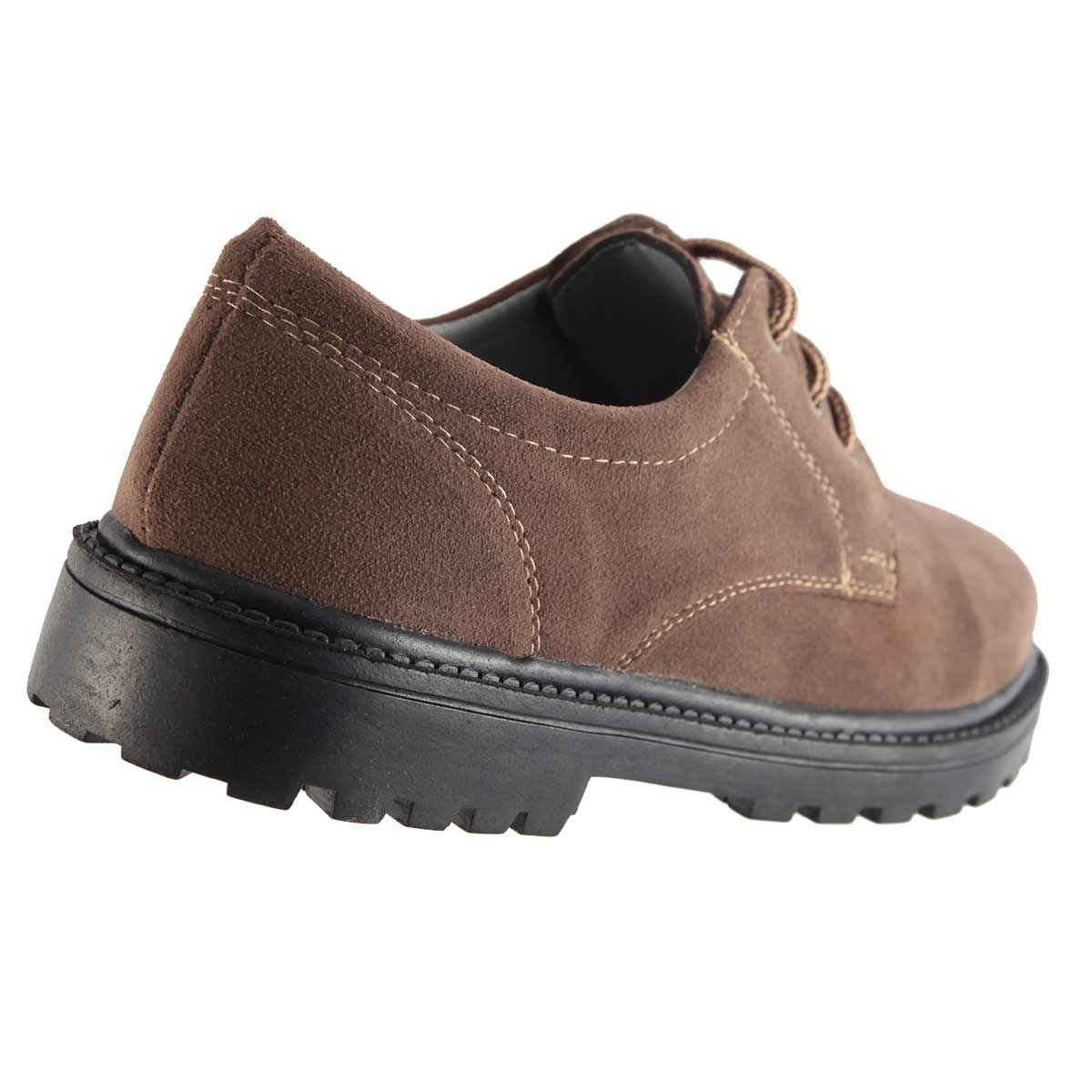 Sapato Masculino Sekall Camurça Cadarço 7005  - Ian Calçados